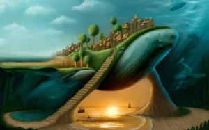 1400x875_4885_Humpback_whales_2d_surrealism_fantasy_picture_image_digital_art